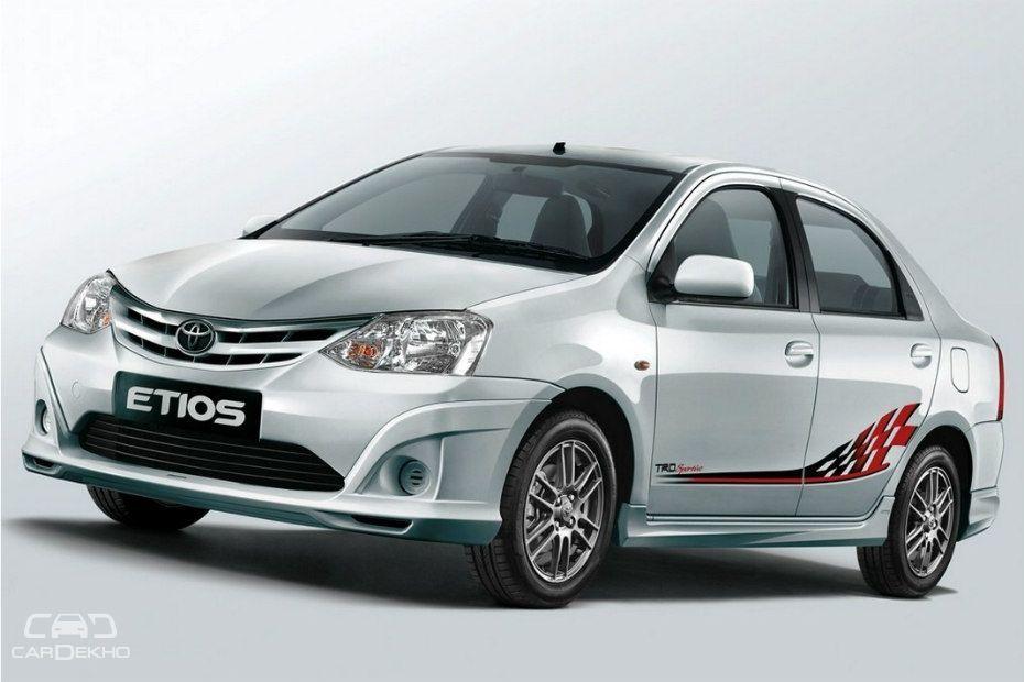 Toyota Etios TRD