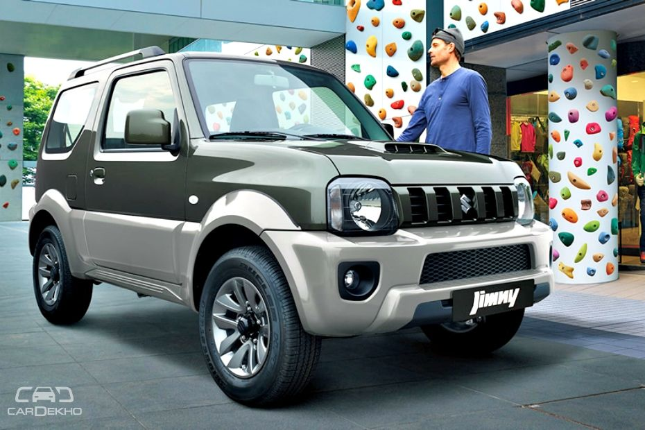 New Jimny Tokyo >> New Suzuki Jimny Global Debut Likely In Late-2018; Could Replace Gypsy In India | CarDekho.com