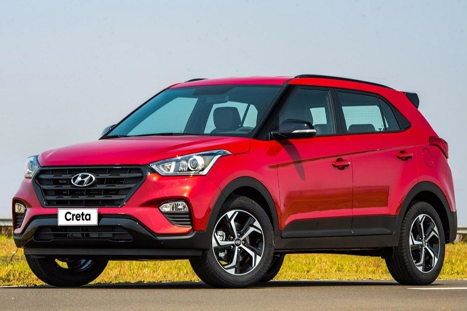 Hyundai Creta Sport (Brazil-spec)