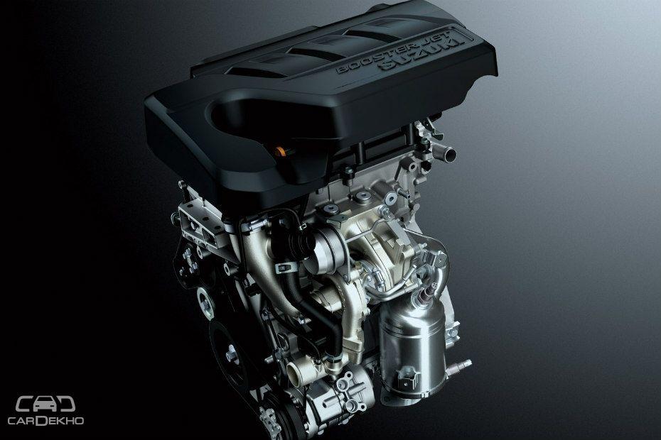 Suzuki 1.0-litre Boosterjet