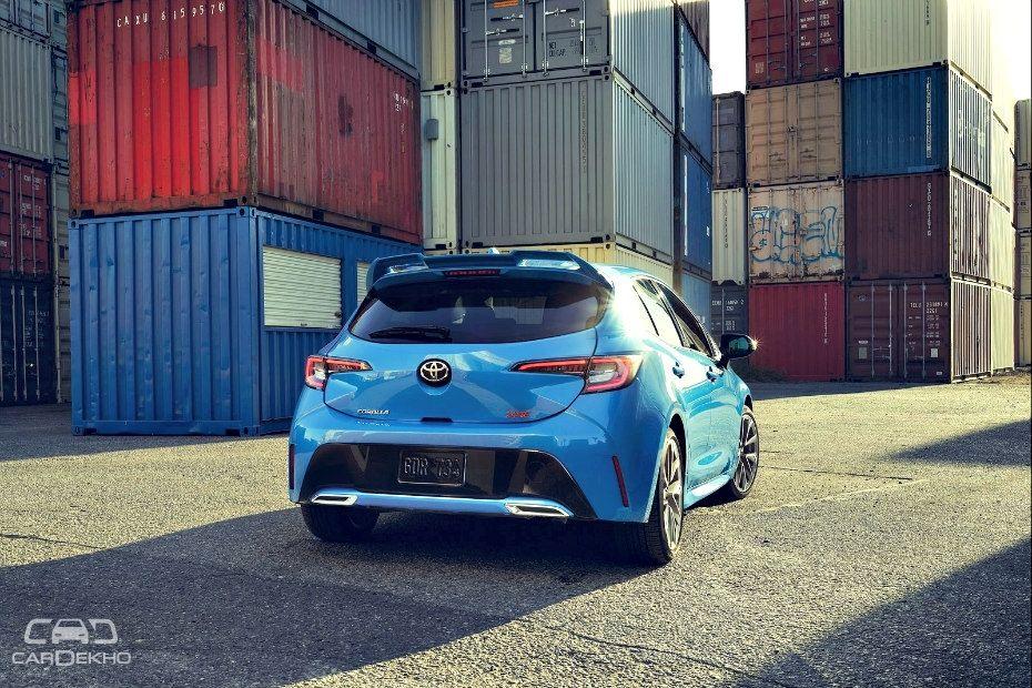 Toyota Corolla Hatch XSE
