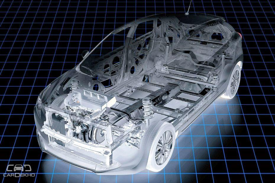 Suzuki Heartect Platform