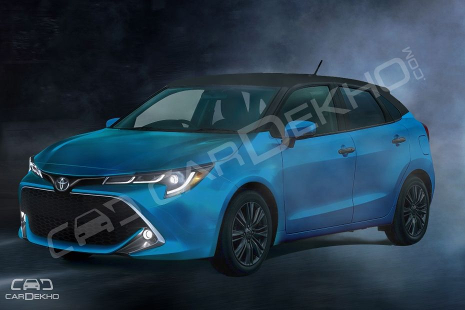 Toyota Baleno 5 Ways The Baleno From Toyota Could Look Like