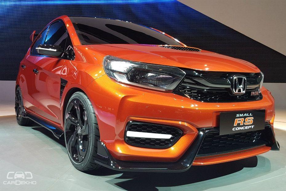 Honda small rs concept previews second gen brio for Honda small cars