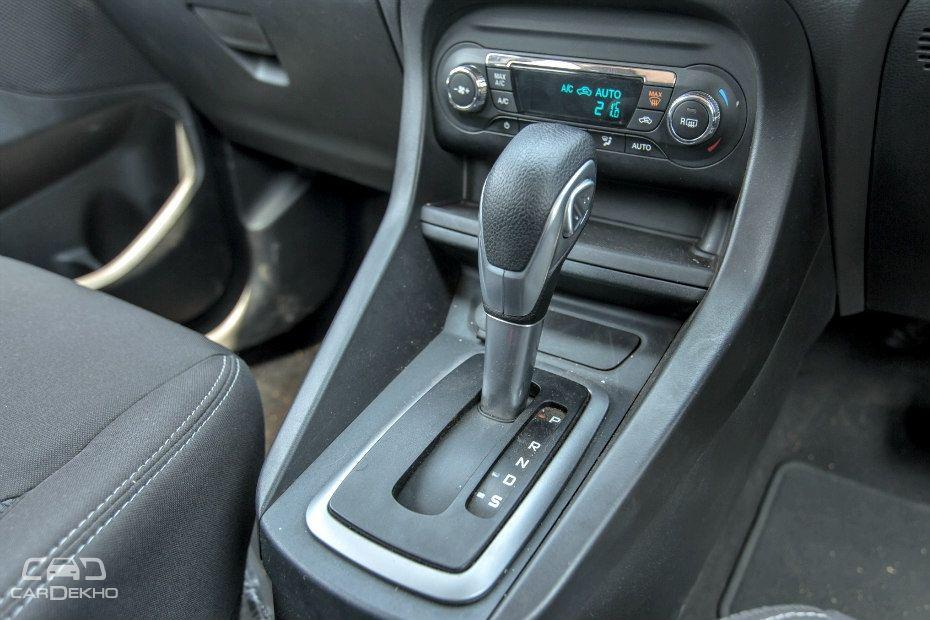 Ford Figo Petrol Automatic