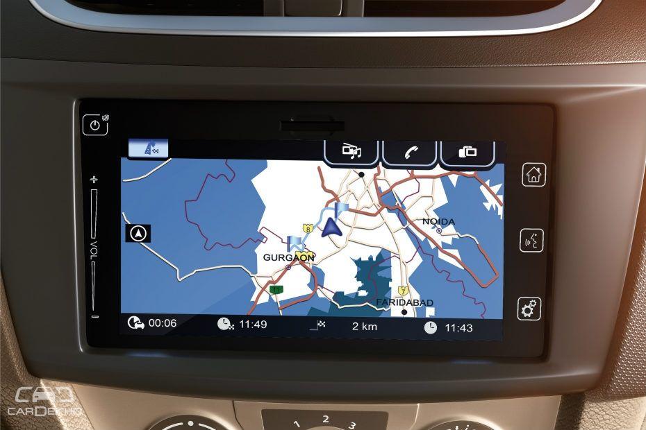 Suzuki SmartPlay Infotainment System
