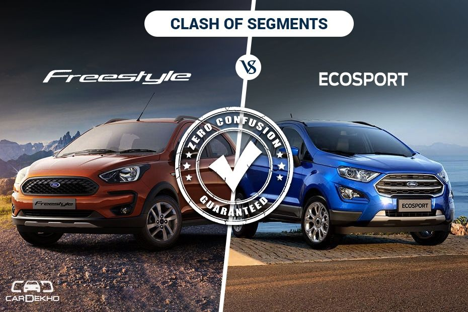 Freestyle Vs EcoSport