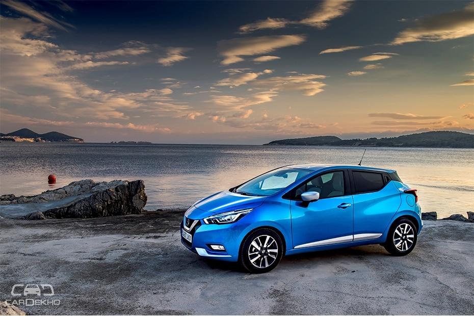 Nissan Micra (fifth-gen)