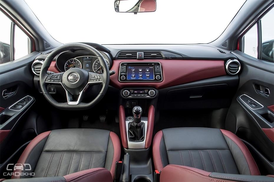 Nissan Micra Fifth-gen