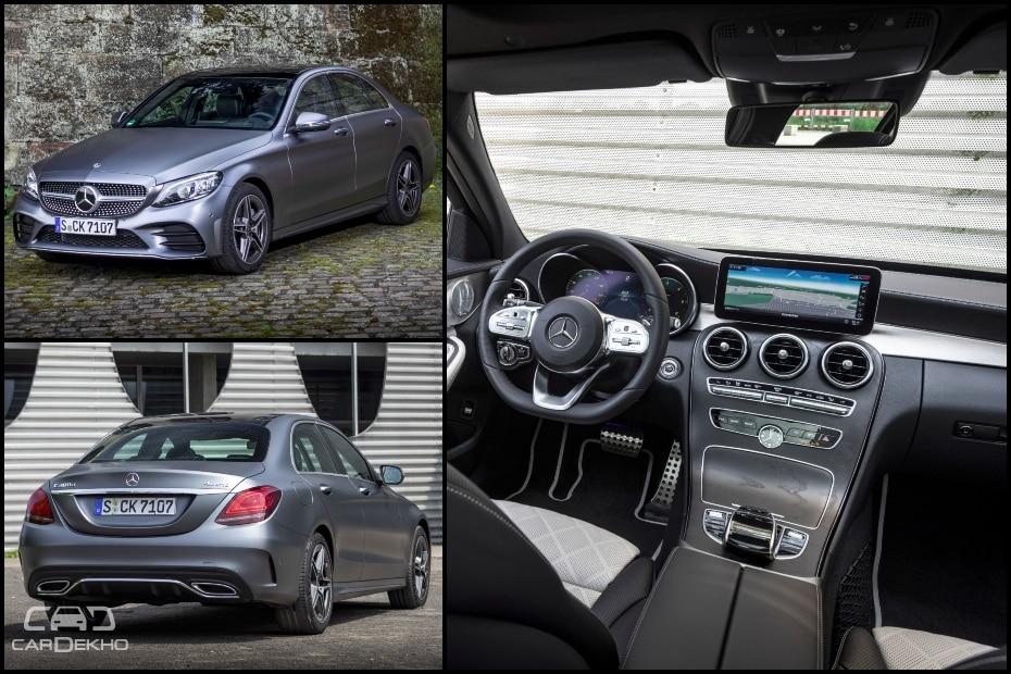Mercedes-Benz C-Class facelift C 300 d