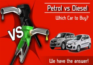 Which Car to Buy - Petrol or Diesel? We Have the Answer