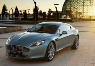 Aston Martin Launches 'Timeless' Pre-Owned Car Programme