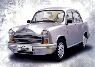 PSA Groupe Acquires Ambassador Marque From Hindustan Motors