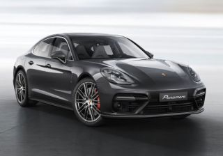 porsche panamera turbo launching on marc