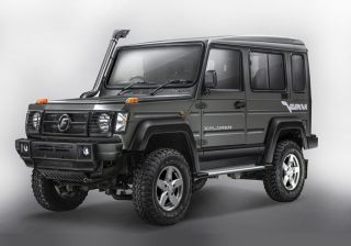 Updated Force Gurkha Launched At Rs 8.38 Lakh