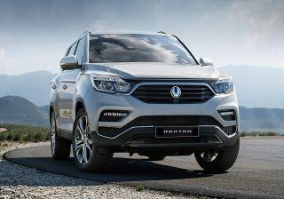 SsangYong Confirms Second-Gen Rexton; Its New Flagship SUV