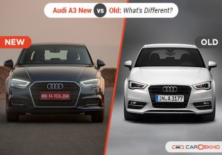 Audi A3 vs Mercedes-Benz A-Cl Comparison: Which is better?