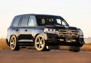 toyota land speed cruiser worlds fastest suv