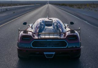 Koenigsegg Agera RS Is Now The Fastest Production Car In The World