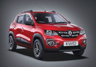 Renault Kwid Design: SUV Inspired Styling