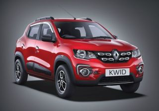 Renault Kwid - A Car That Pays You Back