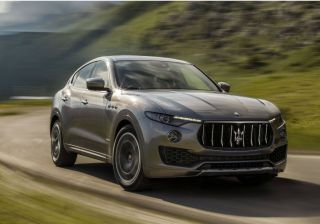 Maserati Levante SUV Launched In India At Rs 1.45 Crore