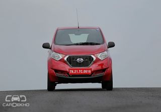5 Reasons Why Datsun redi-GO Is India's Best AMT Hatchback
