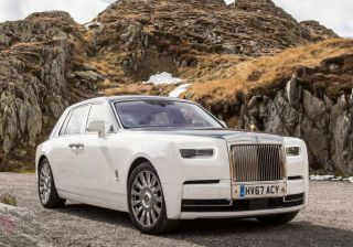 In Pics: 2018 Rolls-Royce Phantom - India's Most Expensive Car!