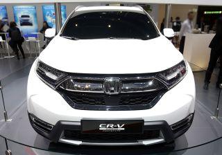 Honda Picks CR-V Hybrid Over Diesel In Europe; Should It Do That In India Too?