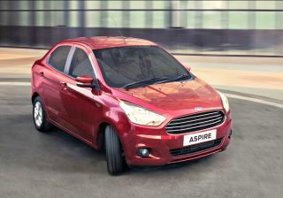 Ford Figo, Aspire Available With Cash Discounts & More Offers In March 2018