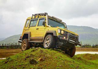 Mahindra Thar-Rivaling Force Gurkha SUV To Get An Update Soon