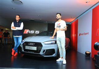 2018 Audi RS 5 Coupe Launched In India At Rs 1.10 Crore