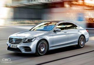 Mercedes-Benz To Launch S-Class-Like Electric Luxury Sedan To Take On Tesla Model S