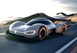 Volkswagen's First-Ever Fully Electric Race Car To Debut On April 22