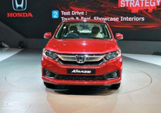 Honda Amaze Launch Date Confirmed; Will Rival Maruti Dzire, Tata Tigor & More