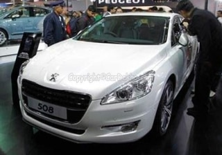 Peugeot 508 Price in India, Launch Date, Images & Review