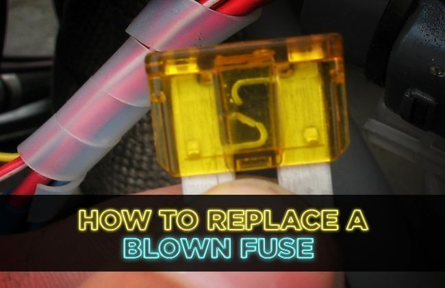 How To Install A Fuse Box In A Car : How to replace a blown fuse articles cardekho