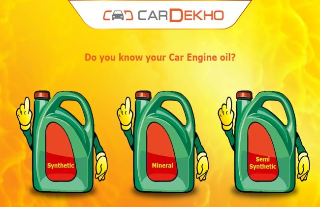Do you know your engine oil for Motor oil guide for cars