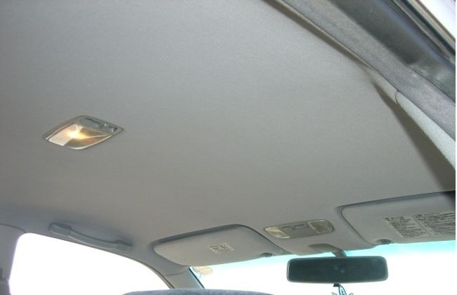 how to clean car roof lining how to articles