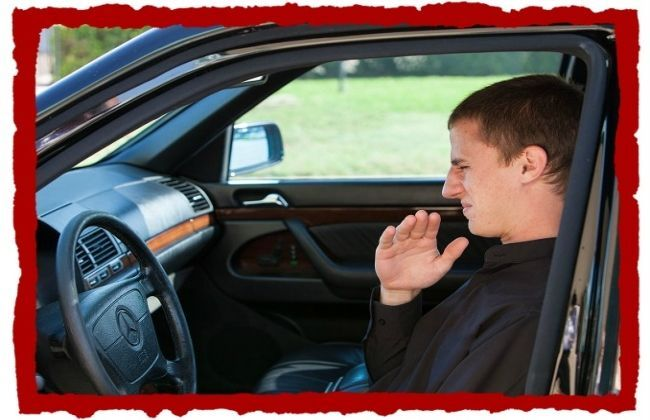 6 warning smells from your car general features. Black Bedroom Furniture Sets. Home Design Ideas