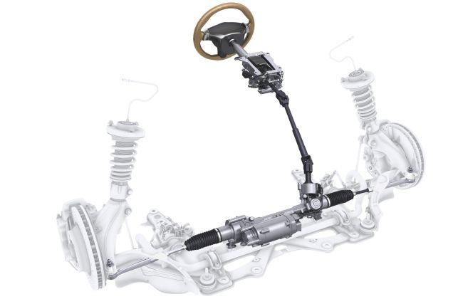technology decoded  electric power steering  eps