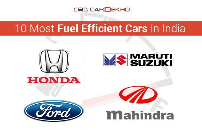 10 Most Fuel Efficient Cars In India