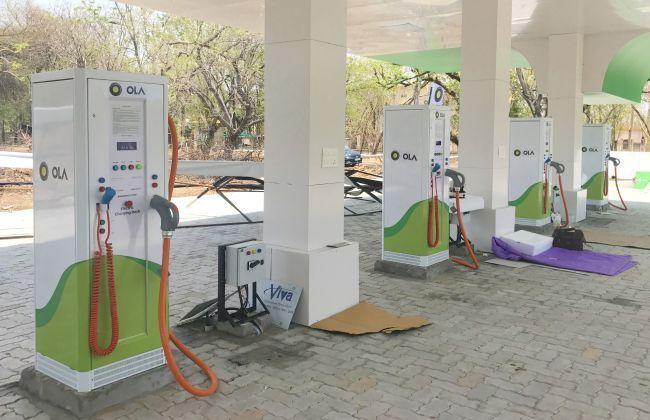 ऐसा है देश का पहला इलेक्ट्रिक चार्जिंग स्टेशन
