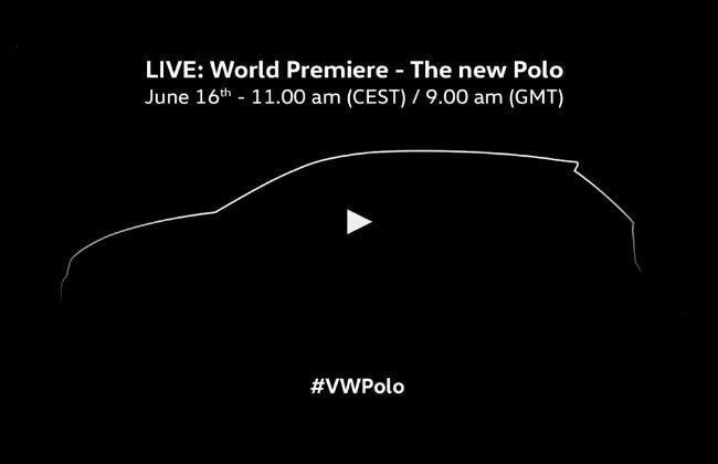 16 जून को सामने आएगी नई फॉक्सवेगन पोलो