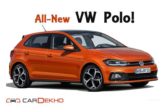 Meet The All New Sixth Generation Volkswagen Polo
