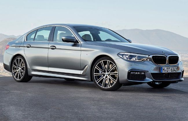 Launching Tomorrow: All-New BMW 5 Series