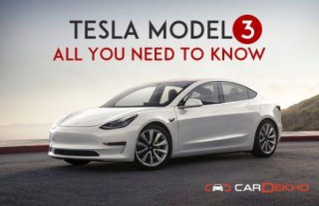 टेस्ला मॉडल 3 : जानिये इससे जुड़ी हर बात