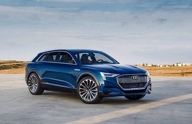 जानिये कब लॉन्च होगी ऑडी की इलेक्ट्रिक कार