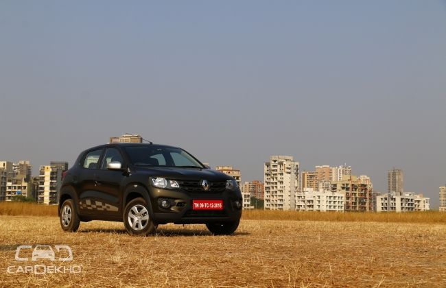 discounts gold coins on renault kwid and duster this diwali. Black Bedroom Furniture Sets. Home Design Ideas