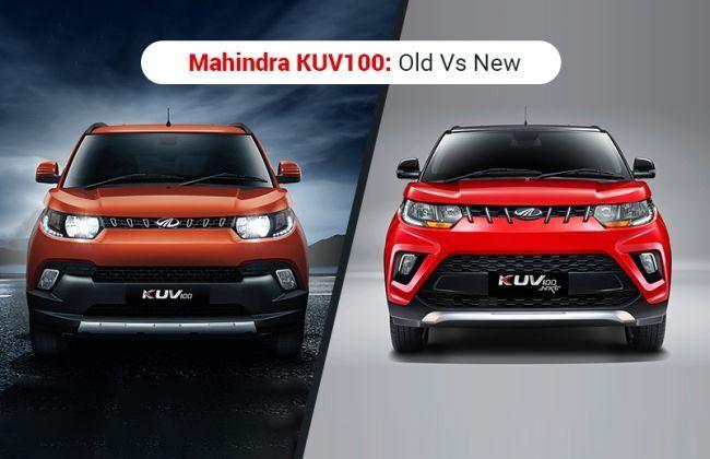 क्या फर्क है नई और पुरानी महिन्द्रा केयूवी-100 में, जानिये यहां...